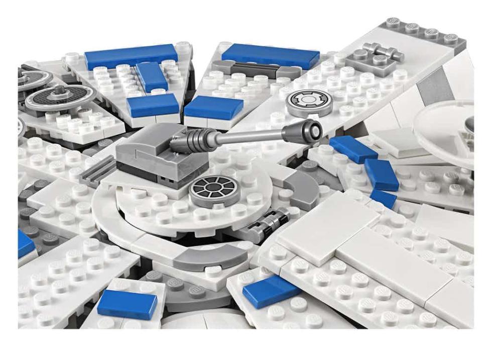 Set de Lego de Han Solo: Una historia de Star Wars