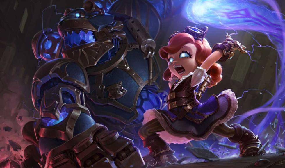 Skins de Annie - eSports