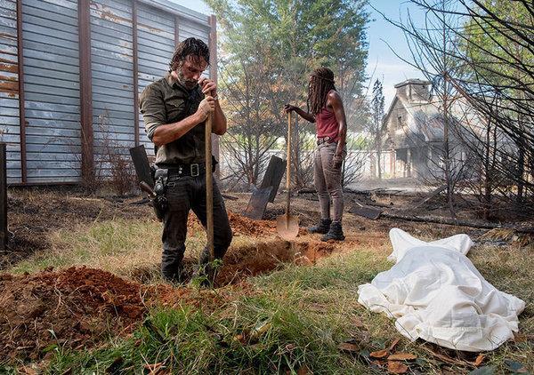 The Walking Dead 8x09