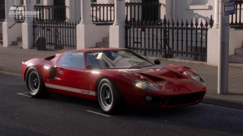 Actualización 1.15 Gran Turismo Sport
