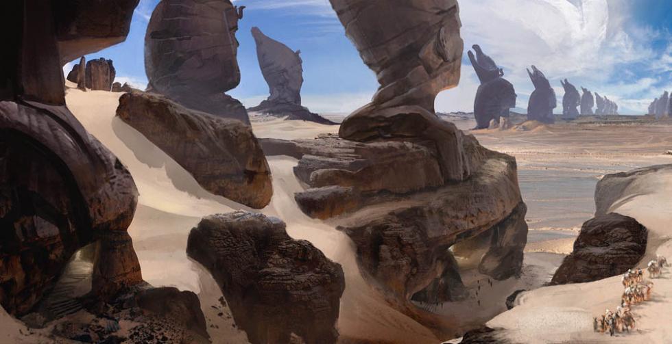 Assassin's Creed Origins - La maldición de los faraones - Artwork