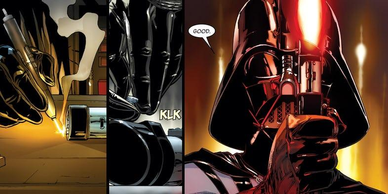 Cómics Darth Vader