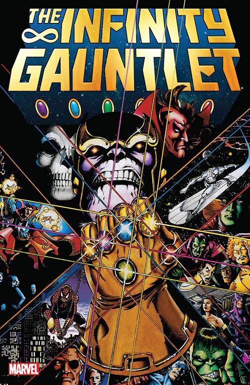 Comics que inspirarán Vengadores: Infinity War