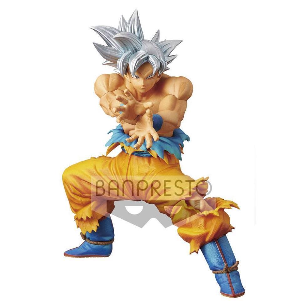 Goku Ultra Instinto DXF