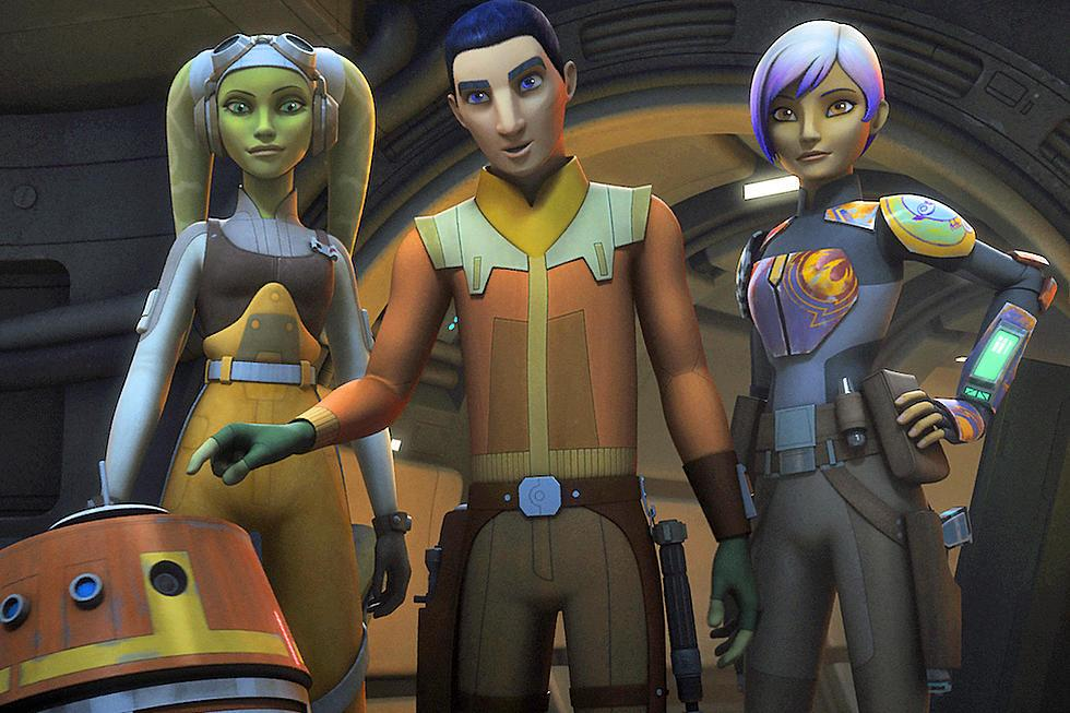 Star Wars Rebels Temporada 4 - El final de la serie