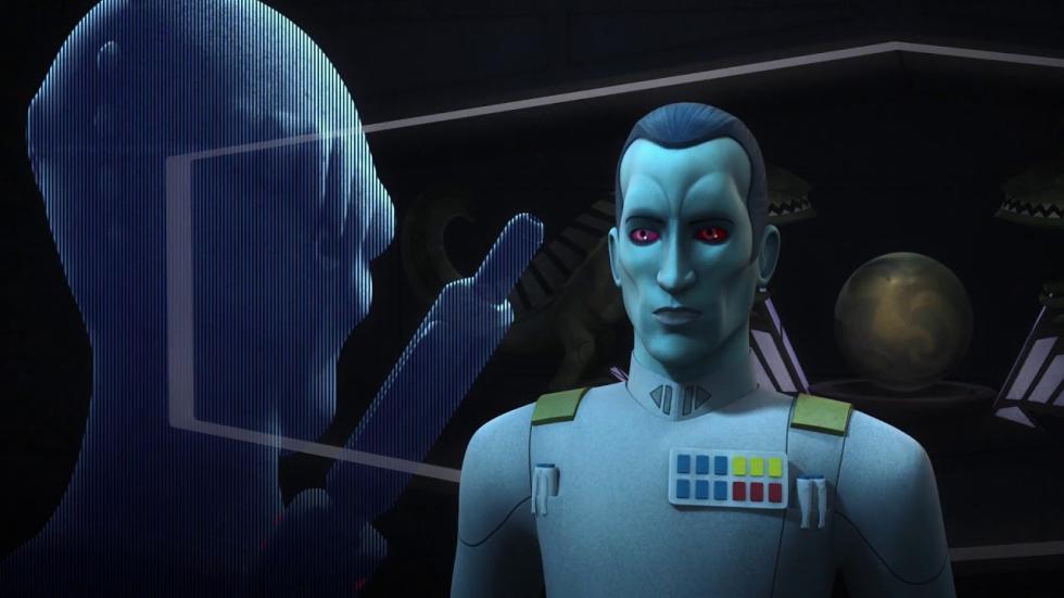Star Wars Rebels Temporada 4 - El final de la serie