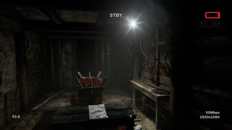 Outlast 2 para Switch