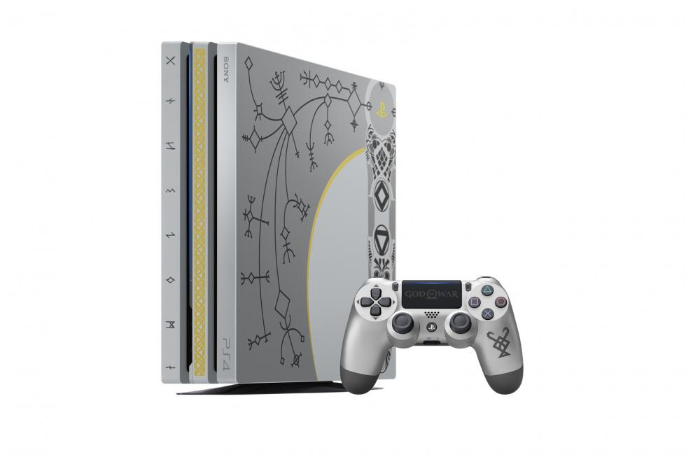 PS4 Pro de God of War