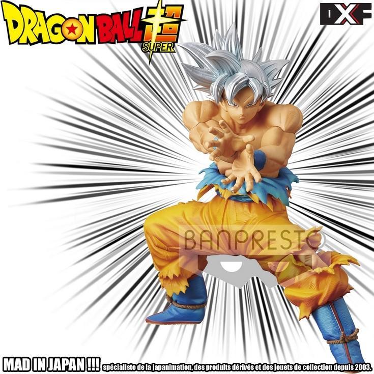 Son Goku Ultra Instinto DXF