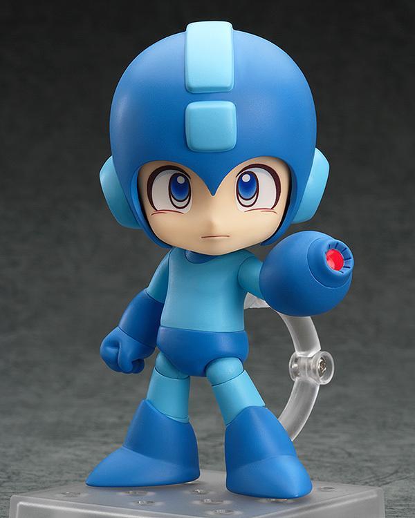 """Megaman de la saga de videojuegos """"Mega Man"""" - Good Smile Company"""
