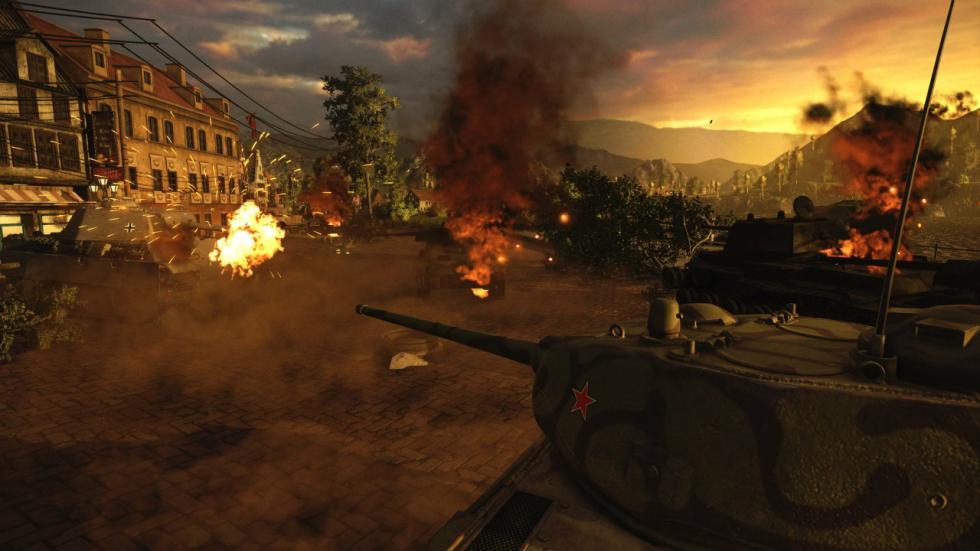 spoils of war, world of tanks