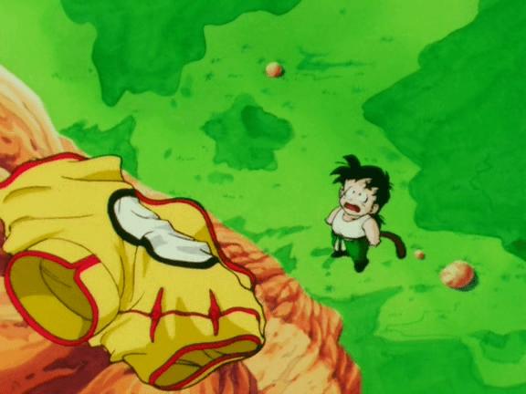 Dragon Ball Z episodio 7