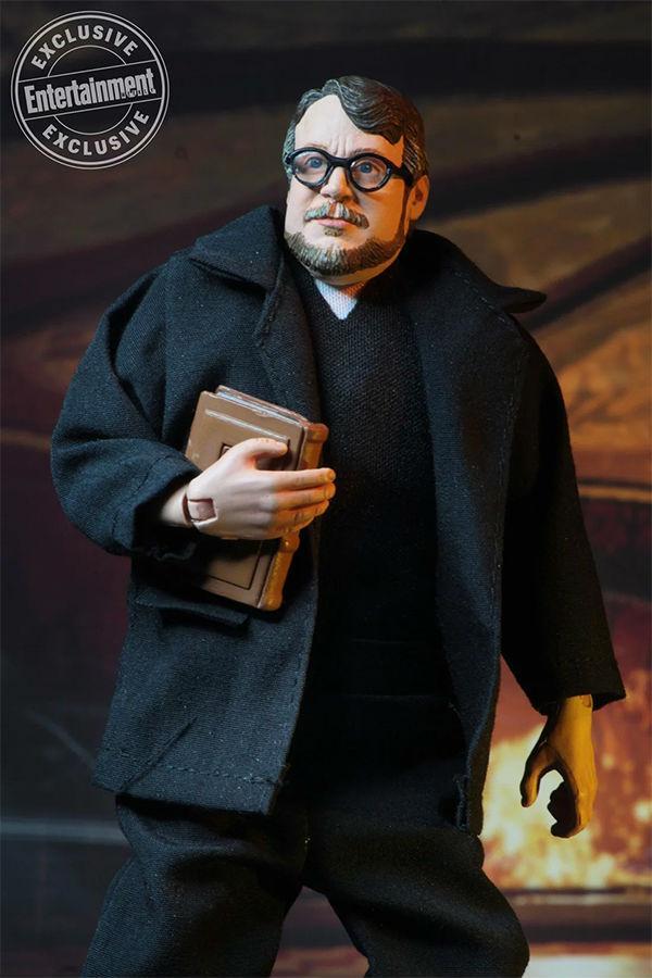 Imágenes de la figura de acción de Guillermo del Toro