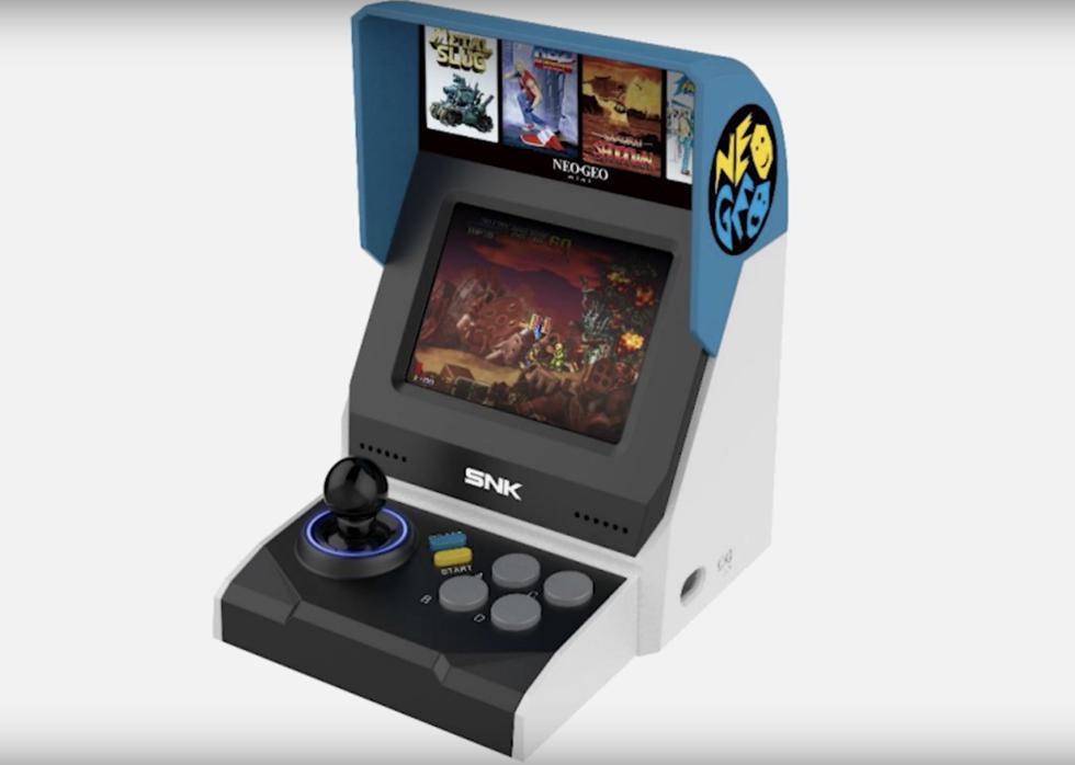 Neo geo mini 40 juegos dise o mandos y precio for Conectar botones arcade a raspberry pi 3