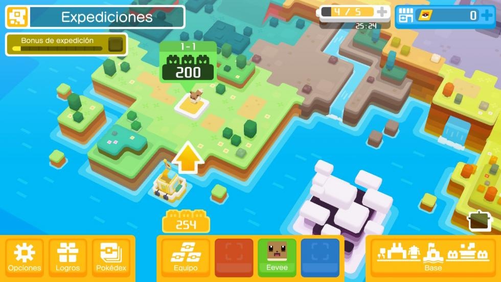 Pokemon Quest 4