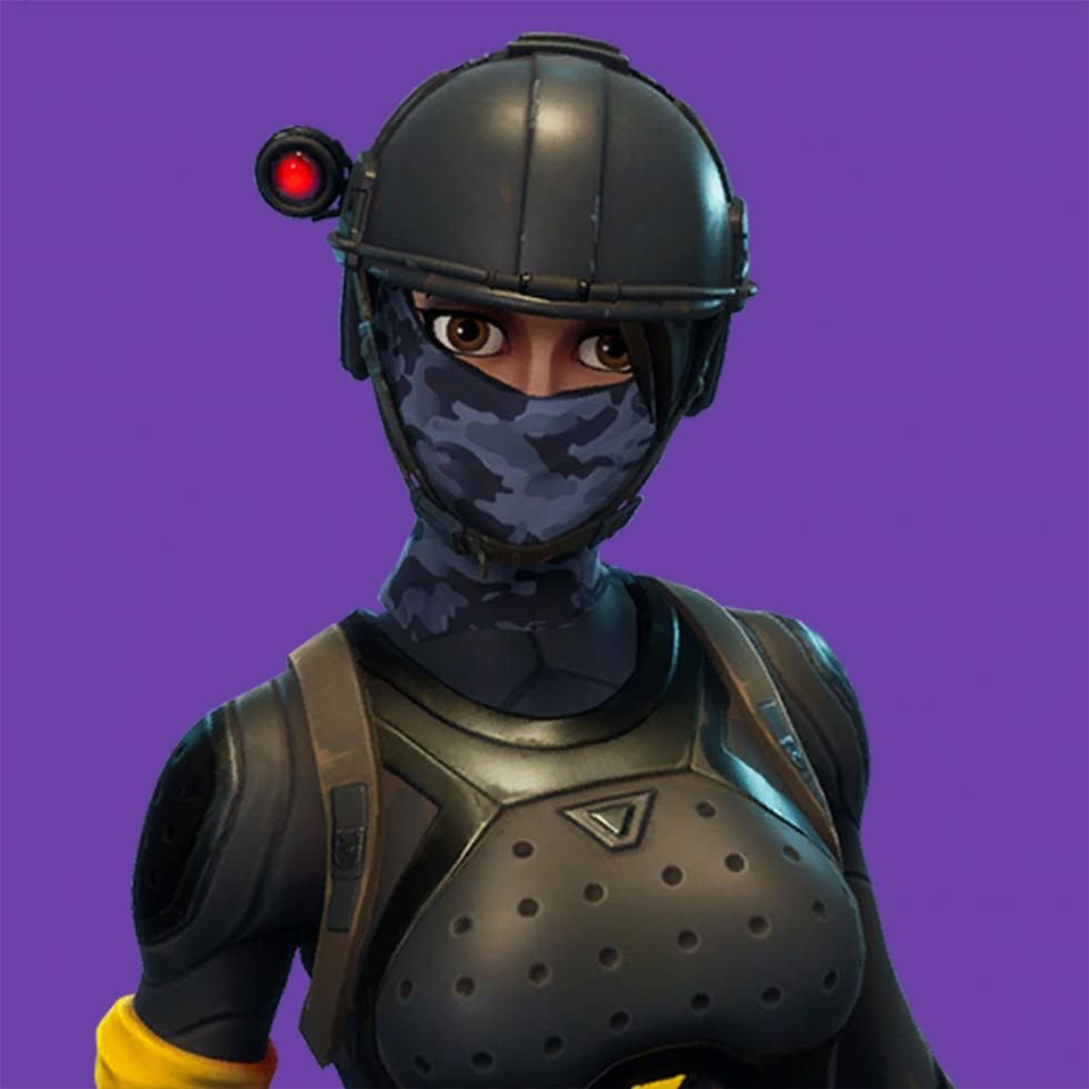 Skins de Fortnite - Elite Agent