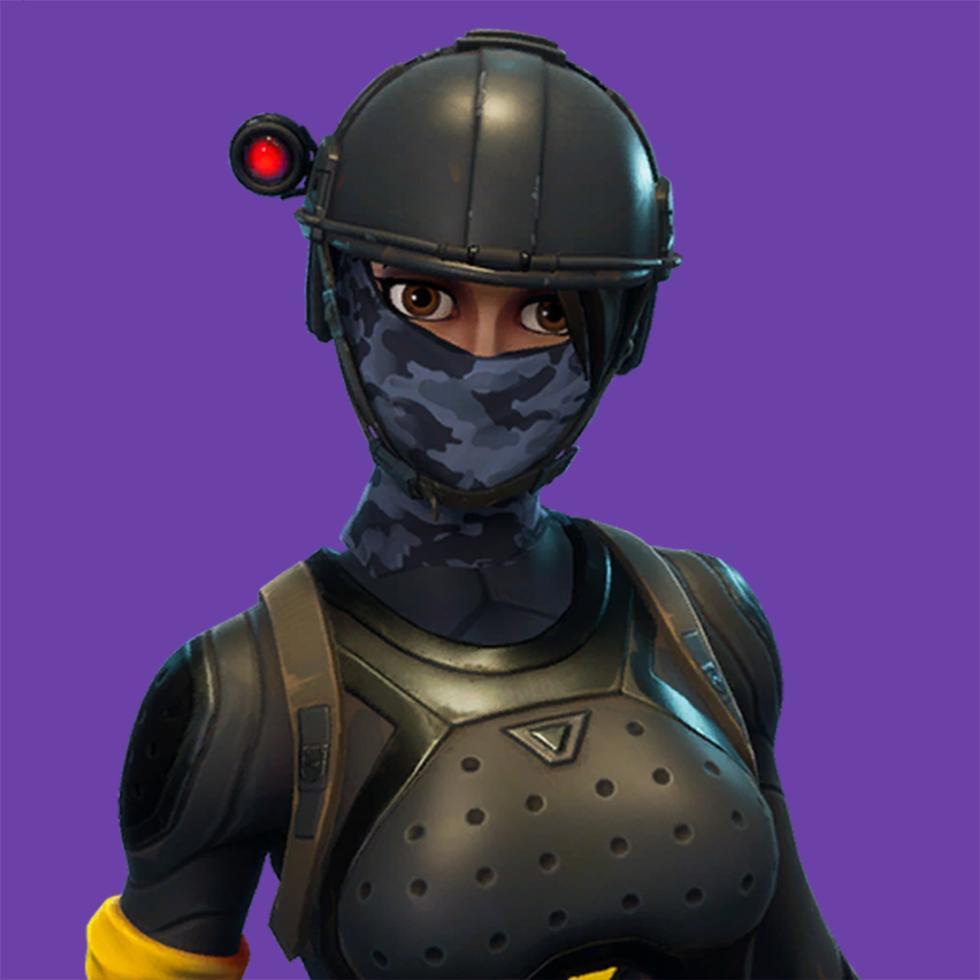 Skins de Fortnite - Elite Agent