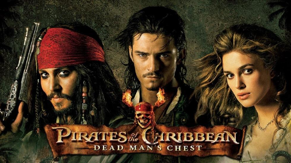 2006 - Piratas del Caribe: El cofre del Hombre Muerto