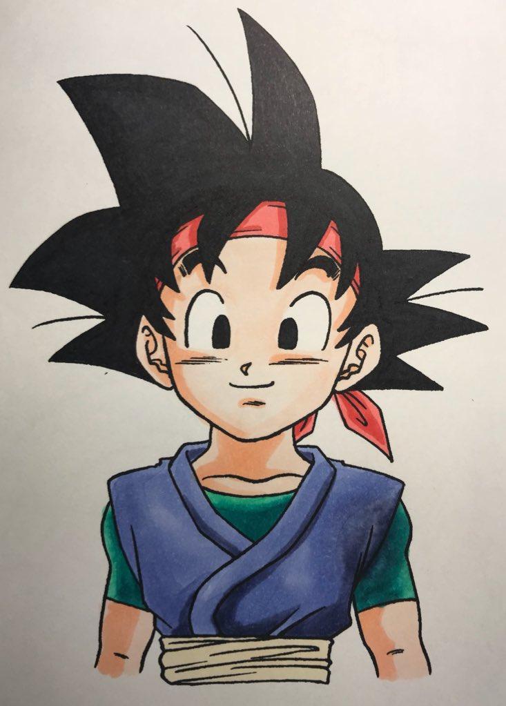 Dragon Ball Super Toyotaro bocetos