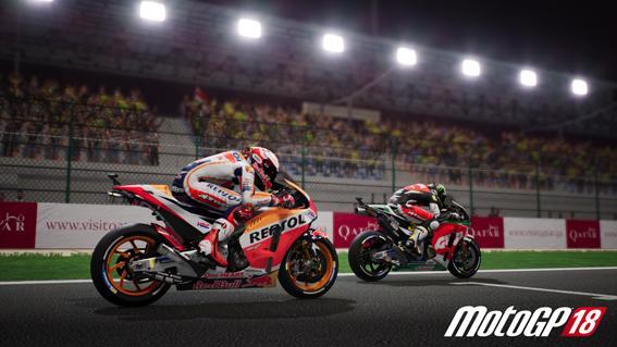 Moto GP 18 1
