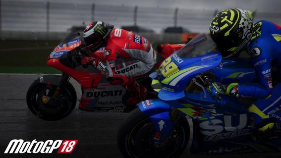 Moto GP 18 2