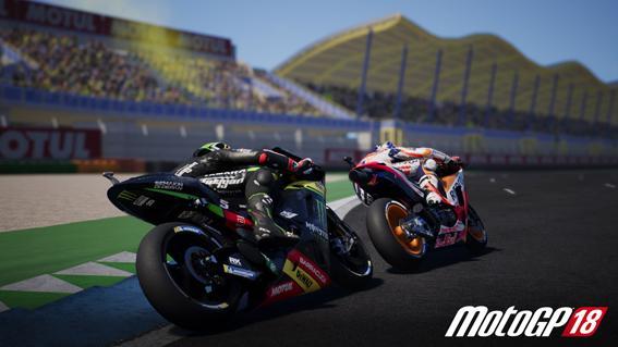 Moto GP 18 3