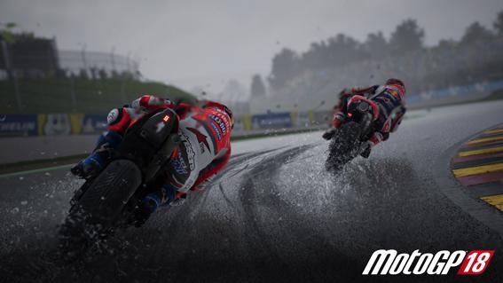 Moto GP 18 5