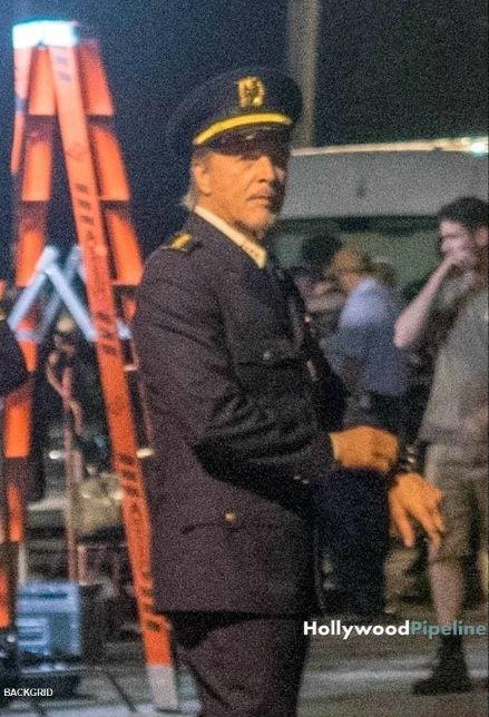 Primeras imágenes del rodaje de Watchmen