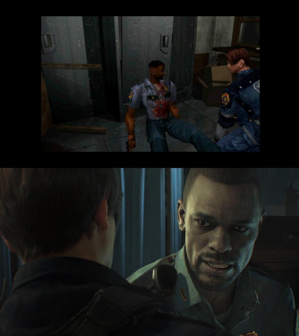 Capcom ha presentado Resident Evil 2 Remake