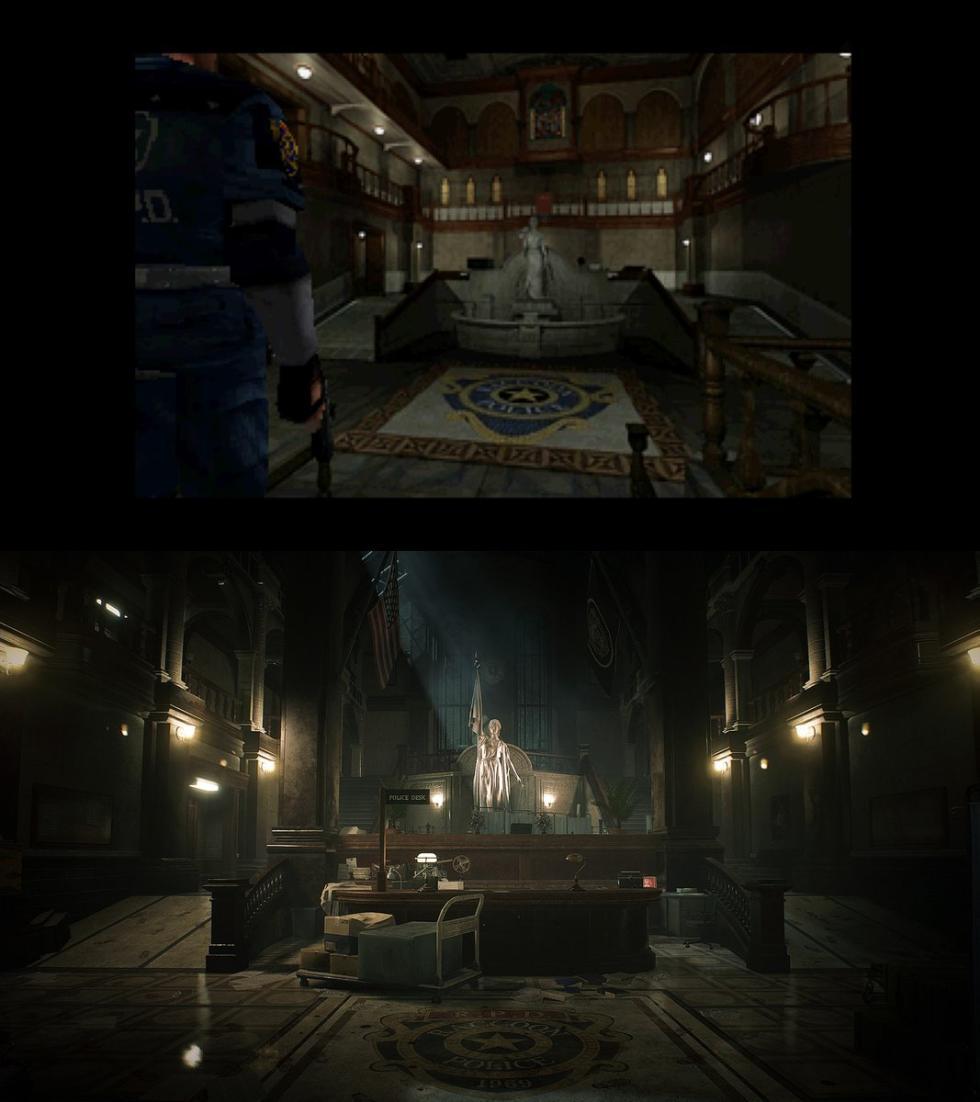 """Remake de Resident Evil II es anunciado en el E3 2018"""""""