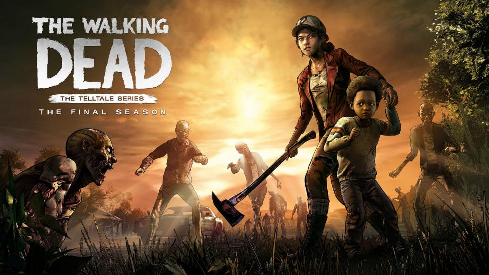 the walking dead, the final season, clementine