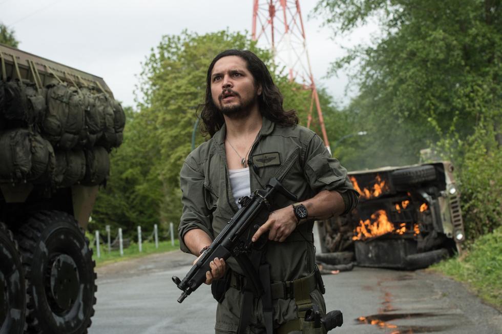 Augusto Aguilera en Predator
