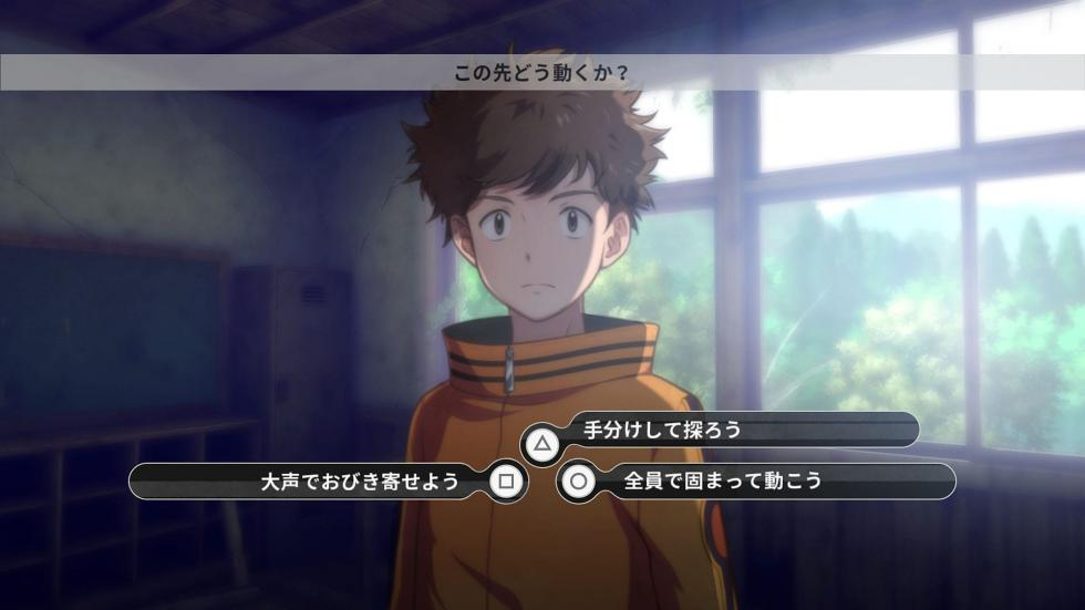 Digimon Survive para PS4 y Nintendo Switch