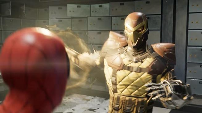 Marvel's Spider-man - Los villanos del videojuego de PS4