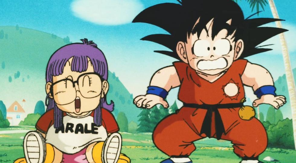 Dragon Ball en HD