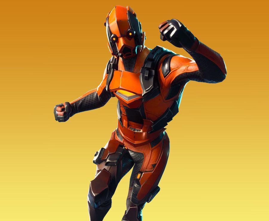 Skins Fortnite 4.5 - esports