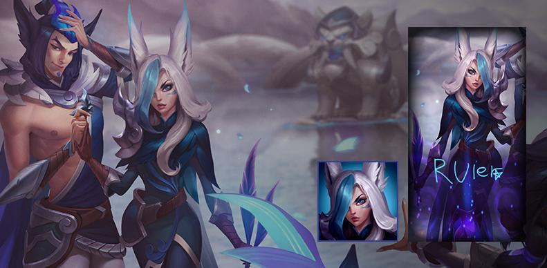 Skins de Samsung Galaxy de League of Legends - esports