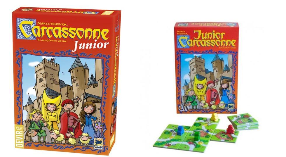 7 grandes juegos de mesa para niños