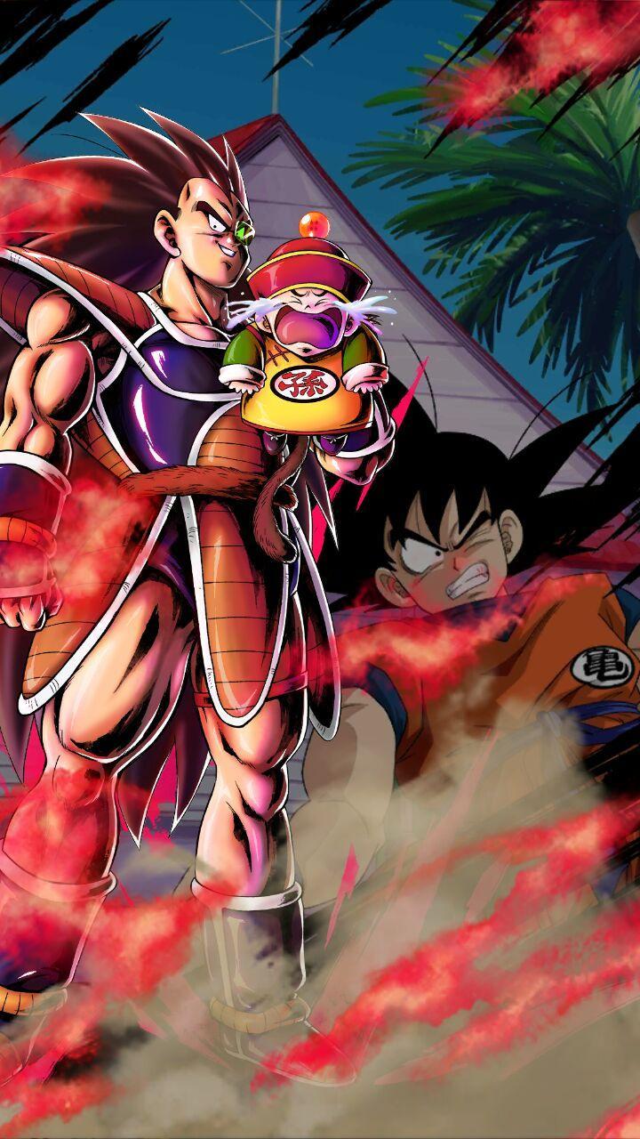 Dragon Ball Legends - Todos los personajes