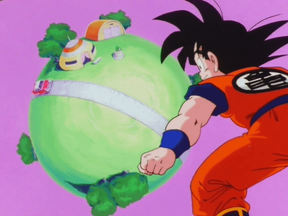 Dragon Ball Z capítulo 18