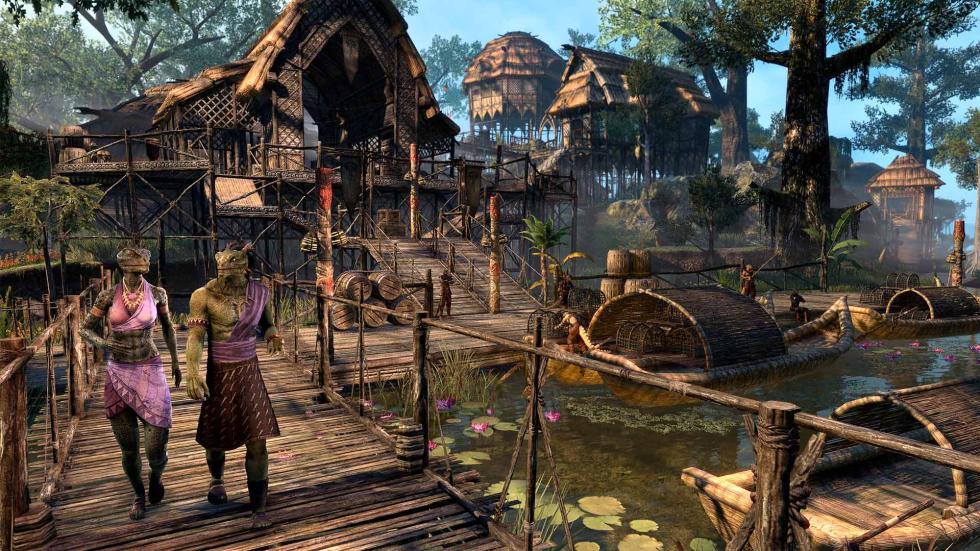 The Elder Scrolls Online Murkmire