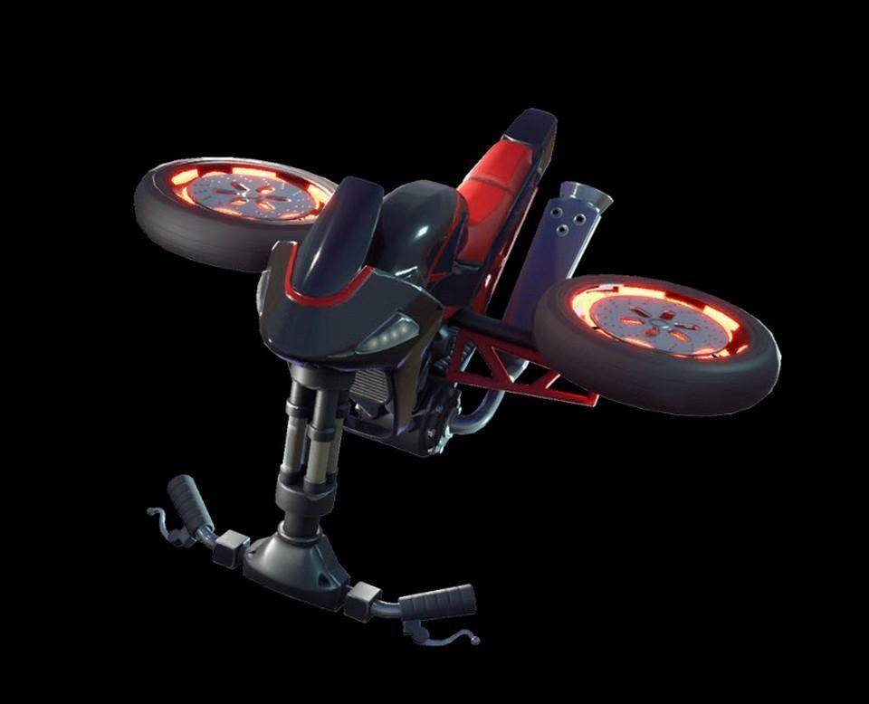Fortnite Battle Royale - Nuevas skins de paracaídas