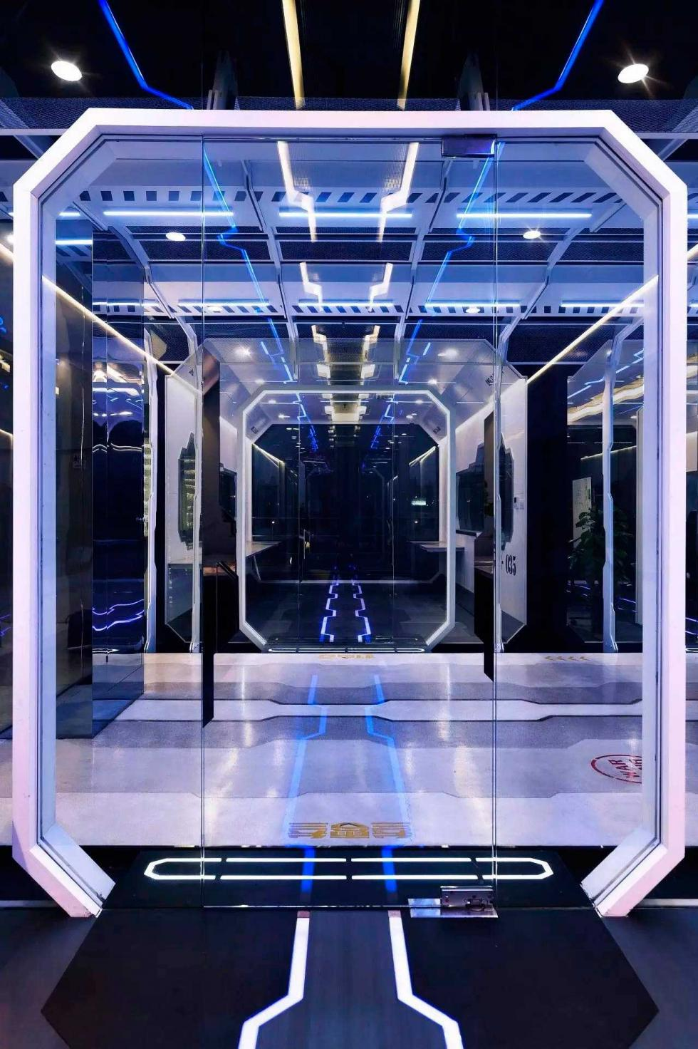 Gaming House de OMG - esports