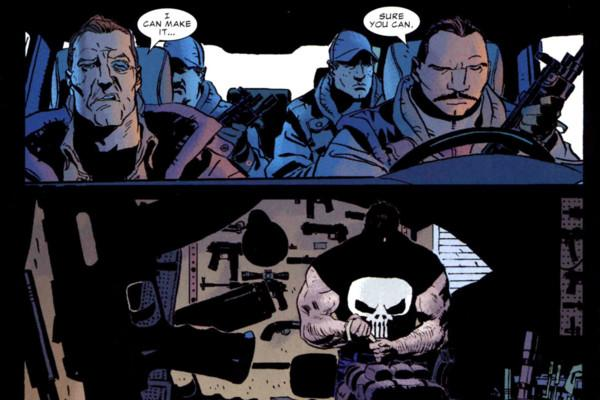 The Punisher - Valley Forge