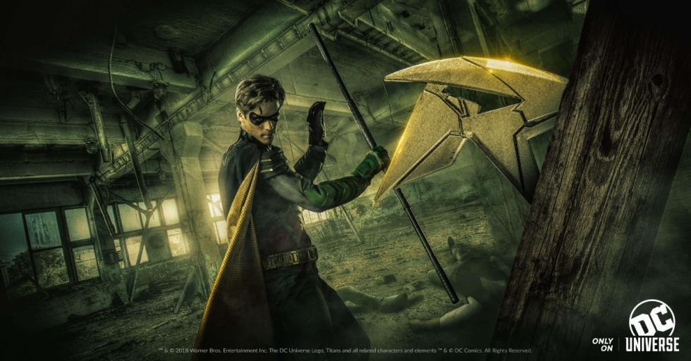 Serie Titans - Robin