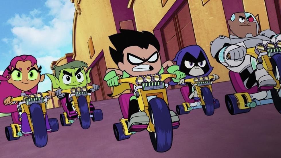 Teen Titans, Go! La Película