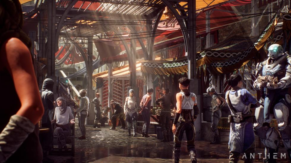 Anthem para PS4, Xbox One y PC