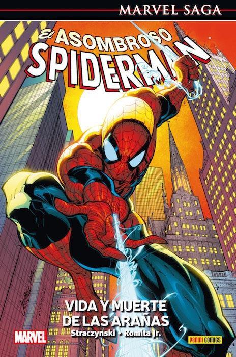 Marvel Saga. El Asombroso Spiderman