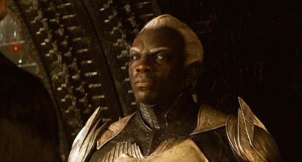 Adewale Akinnuoye-Agbaje en Thor: El Mundo Oscuro