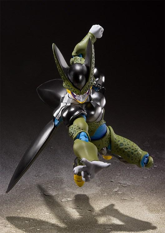PERFECT CELL EECE FIGURA 17 CM DRAGON BALL
